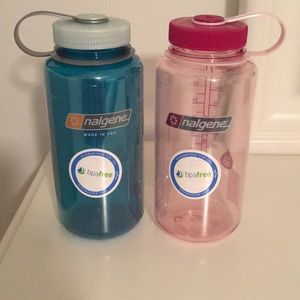 Nalgene Water Bottle Bundle